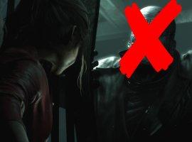 Тиран — все. Моддеры вырезали его из ремейка Resident Evil 2