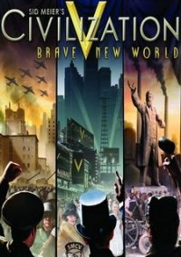 Sid Meier's Civilization V: Brave New World – фото обложки игры