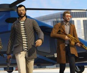 Гифка дня: мгновенная карма вGrand Theft AutoOnline