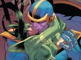 Чем закончился роман Таноса иХелы настраницах комиксов Marvel?