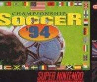 Championship Soccer '94