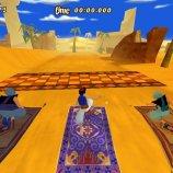 Скриншот Aladdin Magic Carpet Racing – Изображение 2