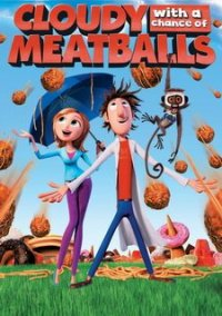 Cloudy with a Chance of Meatballs: The Video Game – фото обложки игры