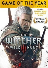 The Witcher 3: Wild Hunt - Game of the Year Edition – фото обложки игры