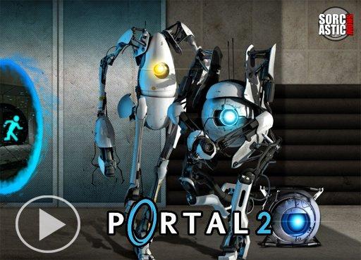Мнение о Portal 2 (Sorcastic Show)