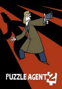 Puzzle Agent 2 – фото обложки игры