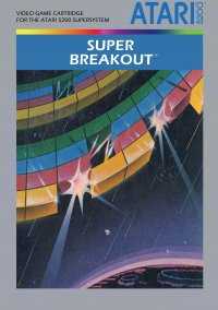 Super Breakout – фото обложки игры