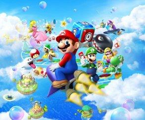 Новая Mario Party стала первой новинкой британского чарта в 2014 году