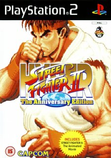 Hyper Street Fighter II: The Anniversary Edition