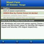 Скриншот Football Manager 2010 – Изображение 21