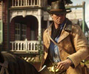 Гифка дня: вгороде игр новый шериф— Red Dead Redemption2