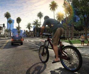 Grand Theft Auto V появилась в цифровом магазине Xbox Live