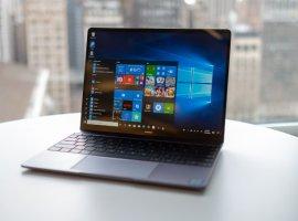 Ультрабук Huawei MateBook 13на Intel Whiskey Lake-U уже выходит вРоссии