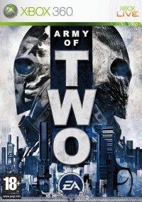 Army of Two – фото обложки игры