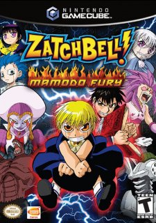 Zatch Bell! Mamodo Fury
