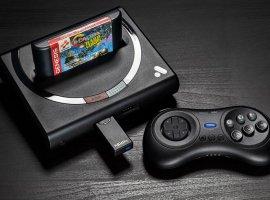 Зарубежный лейбл выпустит сборник музыки накартридже Sega Mega Drive