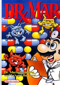 Dr. Mario – фото обложки игры
