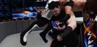WWE 2K18. Первый геймплейный трейлер