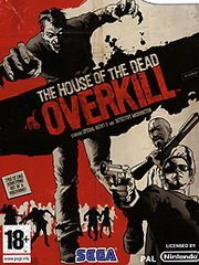 The House of the Dead: Overkill – фото обложки игры