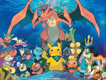 Серия игр Pokemon
