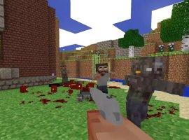 Любите Doom иMinecraft? Тогда вас может заинтересовать мод Brutal Minecraft