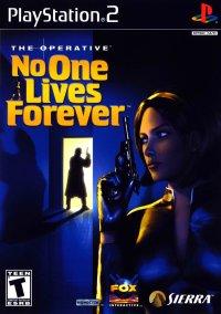 No One Lives Forever – фото обложки игры