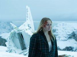 Софи Тернер борется стравмой идикой природой втрейлере сериала «Выжить»
