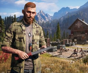 «Будет обидно, если всех съест медведь»: что интересного мыузнали изпревью Far Cry5