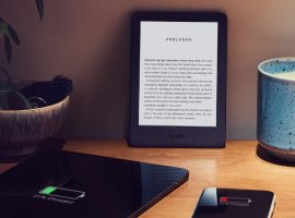 Читаем даже ночью: обновленный ридер Amazon Kindle получил подсветку экрана