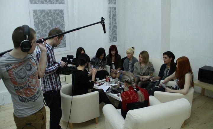"""Miss Gamer \ Новое реалити-шоу на """"Первом Игровом"""" \ День 1"""