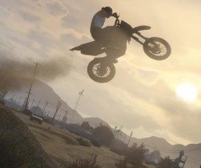 Гифка дня: возможно, самый лучший трюк вGrand Theft Auto 5