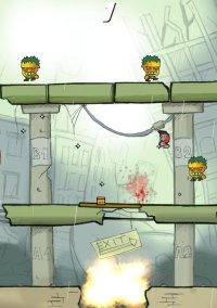 Insane Zombie Carnage – фото обложки игры