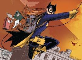 В новом номере комикса Batgirl появился сын одного из врагов Бэтмена