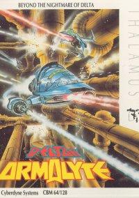 Armalyte – фото обложки игры