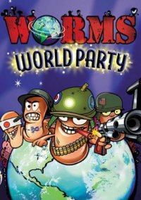 Worms World Party – фото обложки игры