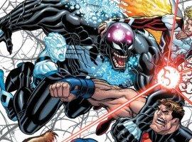 Продолжением Venomverse станет вторжение вовселенную Marvel