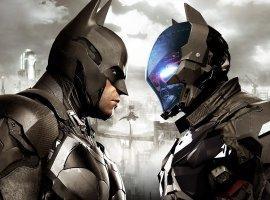 Винтернет попал концепт-арт мотоцикла Бэтмена изотмененной игры