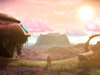 Игры про выживание на другой планете