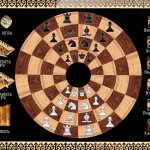 Скриншот Спокойные игры – круг: шашки, шахматы, уголки и… – Изображение 3