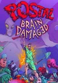 POSTAL: Brain Damaged – фото обложки игры