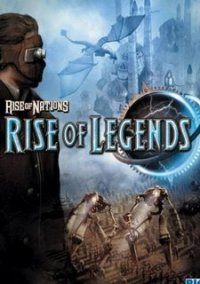 Rise of Nations: Rise of Legends – фото обложки игры