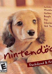 Nintendogs Dachshund & Friends – фото обложки игры