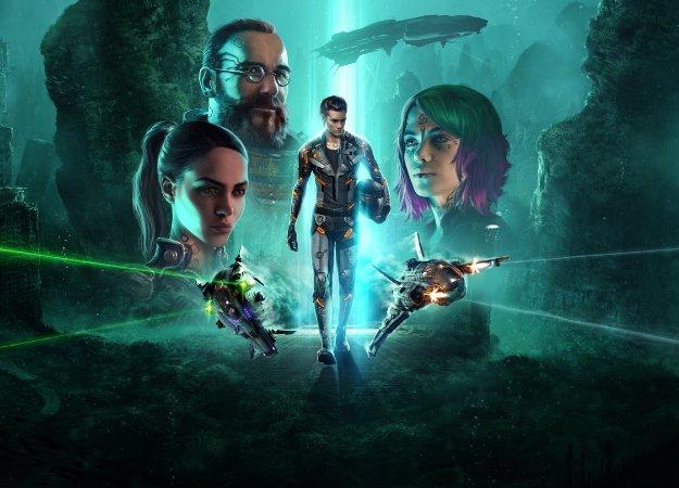 Раздача ключей набету Aquanox: Deep Descent