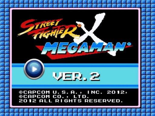 Street Fighter X Mega Man. Представление патча с исправлением некоторых геймплейных элементов