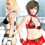 Скриншот Rumble Roses XX – Изображение 2