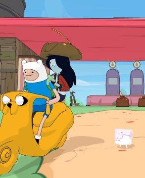 Это не игра! Почему неработает Adventure Time: Pirates ofthe Enchiridion