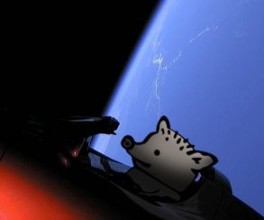 «Мэд Маск: Дорога релакса»: как Интернет отреагировал наTesla воткрытом космосе