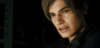 Resident Evil 2 Remake. Анонсирующий трейлер