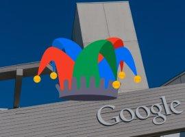 Лучшие первоапрельские шутки Google
