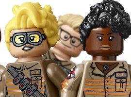Lego по новым Ghostbusters ущемляет в правах Криса Хемсворта
